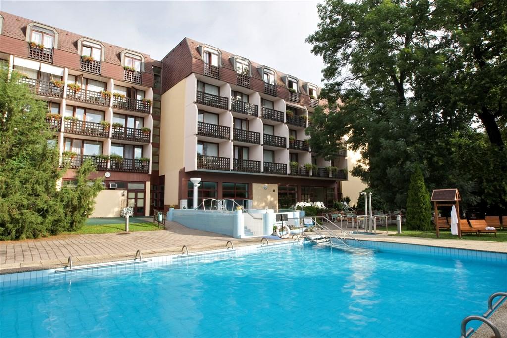 Hotel Danubius Health Spa Resort Sárvár - Maďarsko
