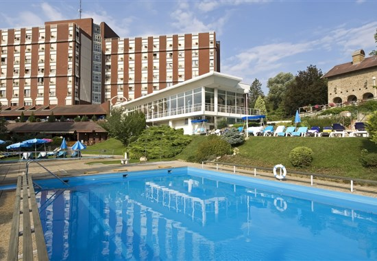 Hotel Danubius Health Spa Resort Aqua - Maďarsko