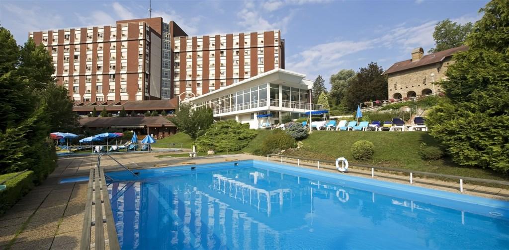 Hotel Danubius Health Spa Resort Aqua - Maďarsko