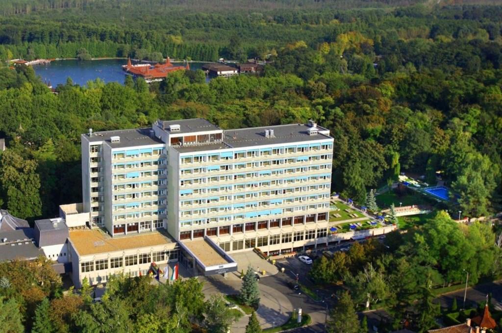 Hotel Danubius Health Spa Resort Hévíz - Maďarsko