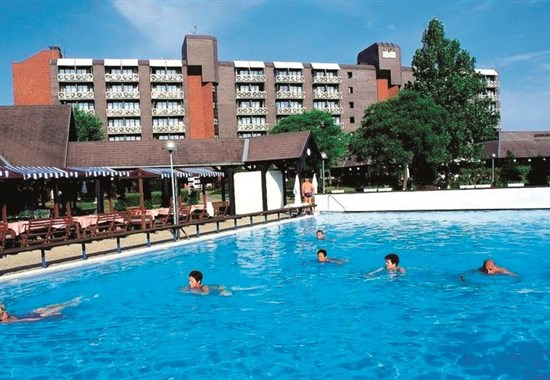 Hotel Danubius Health Spa Resort Bük - Maďarsko