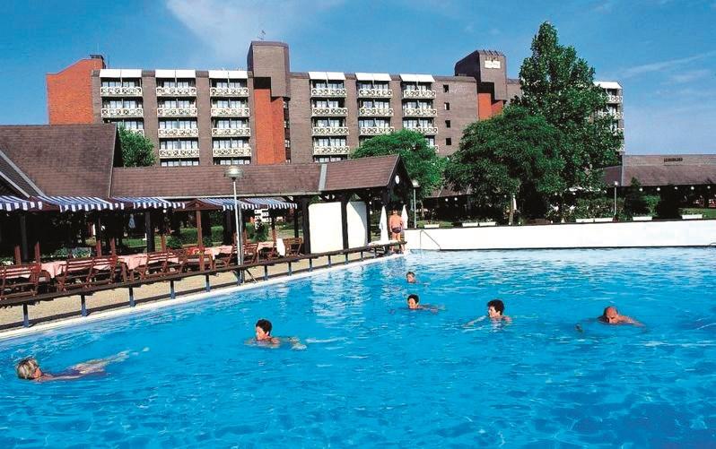Hotel Danubius Health Spa Resort Bük - Maďarsko