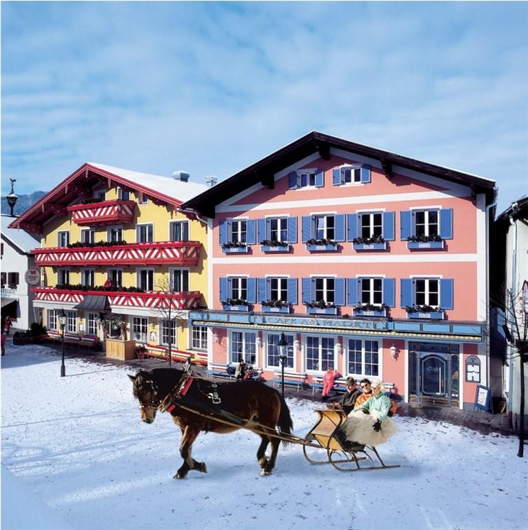 HOTEL DER ABTENAUER - ZIMA 2019 - Rakousko