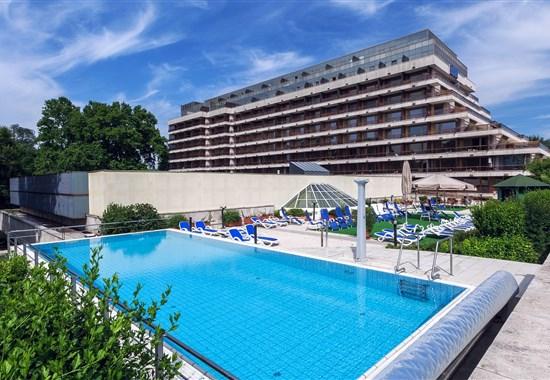 Hotel Danubius Health Spa Resort Margitsziget - Maďarsko