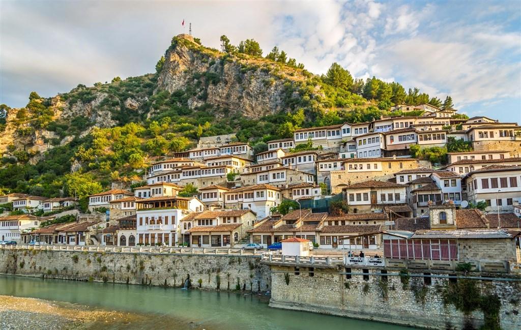 VELKÝ OKRUH ALBÁNIÍ - Severní Albánie