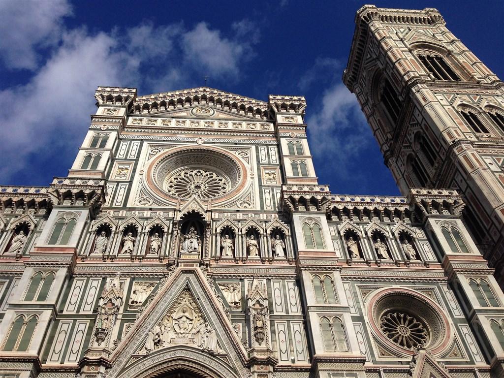 TOSKÁNSKO A ŘÍM - Itálie