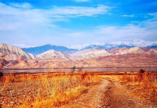 KAZACHSTÁN - KYRGYSTÁN - Kyrgyzstán