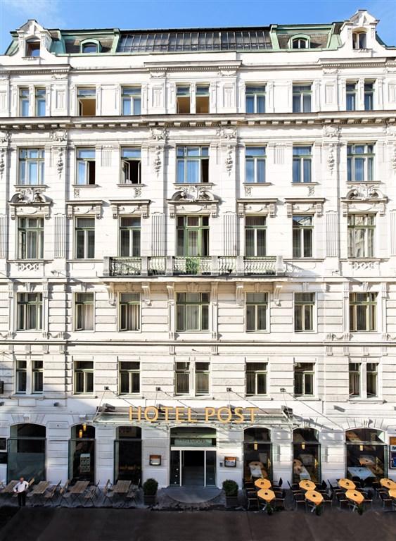 Hotel Post Vídeň - Rakousko