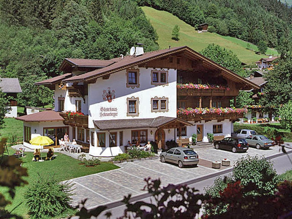 Pension Schneeberger - Tyrolsko
