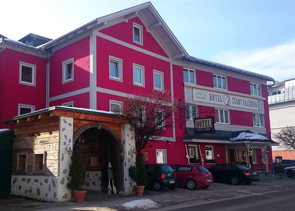 Hotel Stadt Salzburg - Rakousko