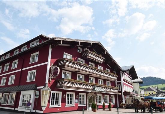 Hotel Der Abtenauer - Salcbursko