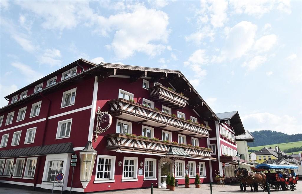 Hotel Der Abtenauer - Rakousko