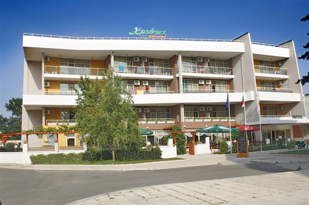 Hotel Kavkaz - Bulharsko
