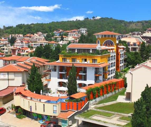 Hotel Kiparisite - Bulharsko
