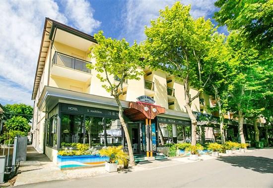 Hotel Santa Martina - Itálie