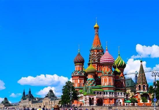 PETROHRAD A MOSKVA - Rusko