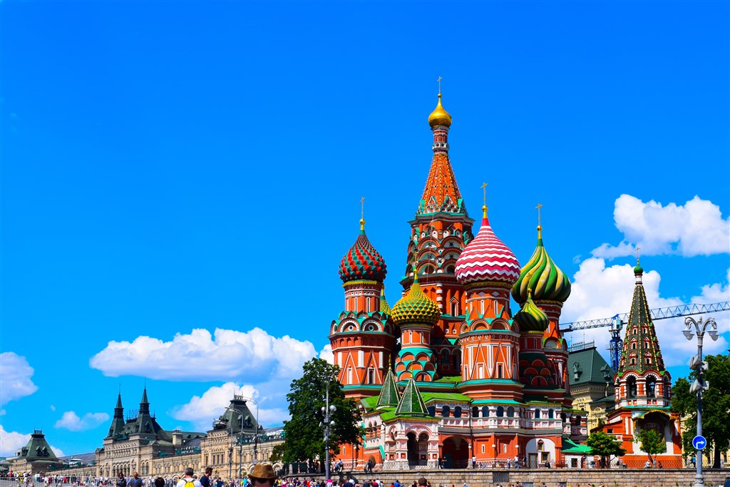 PETROHRAD - MOSKVA - Rusko