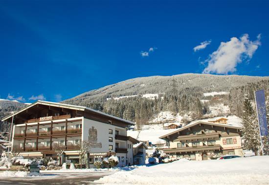 HOTEL GASTHOF VENEDIGERBLICK - ZIMA 2020 - Rakousko