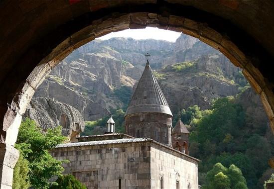 ARMÉNIE - GRUZIE - Gruzie