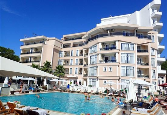 Hotel Klajdi Resort - Severní Albánie