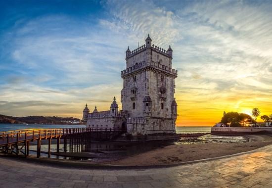 PORTUGALSKO, POŽITEK PRO VŠECHNY SMYSLY - Lisabon