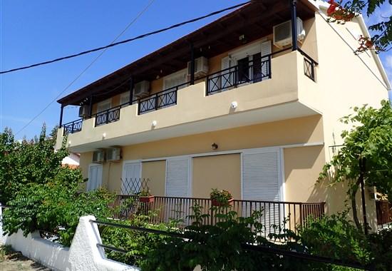 Studia a apartmány Kapitan - Korfu